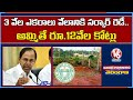 Special Discussion On TS Govt Ready To Sale Govt Lands | V6 Good Morning Telangana