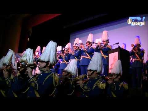 """Marcha """"La O"""" de la Banda de CC y TT de """"Nuestra Señora del Sol"""""""