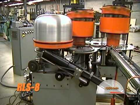 RLS-8/Enhanced High Speed Rotary Lug Machine