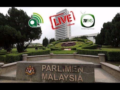[Live] Sidang Dewan Rakyat 09 Ogos 2017 (Sesi Malam)