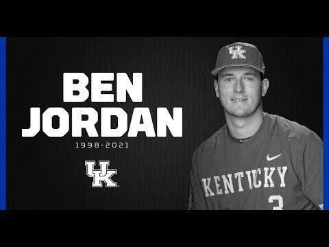Ben Jordan UK baseball and former basketball player has died at age 22
