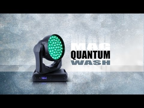 MAC Quantum Wash
