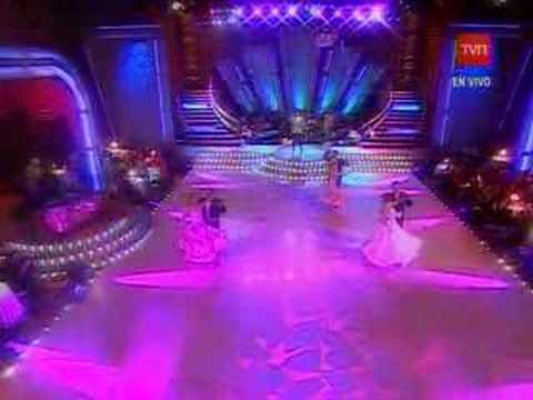 Coreografía Grupal - Vals Vienés (El Baile en TVN)