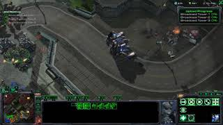 StarCraft II - Wings of Liberty Campaign - 3 player coop - Media Blitz - February 22 2019