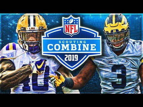 *ULTIMATE* 2019 NFL Scouting Combine Preview | Fastest 40 Yard Dash + Top Performer Predictions
