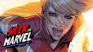 Telling The Real Story of Carol Danvers | This Week In Marvel