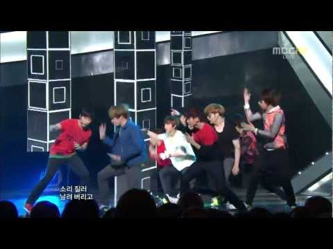 [HD] 110819 - 110820 Super Junior - Mr. Simple