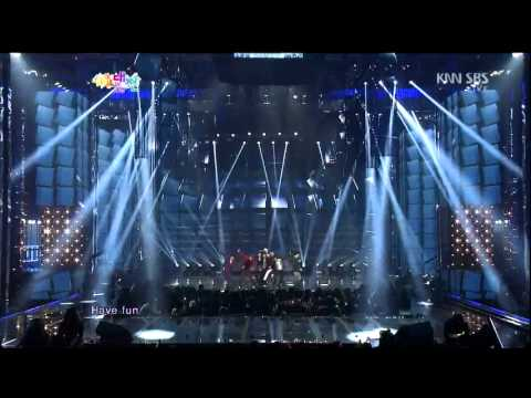 Super junior - Sexy,Free & Single @ Gayo daejun 2013