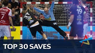 Top 30 handball saves of the 2017 Men's EHF Champions League