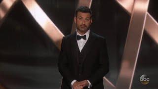 Jimmy Kimmel's Emmys 2016 Monologue