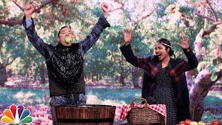 Bobbing for Apples with Priyanka Chopra