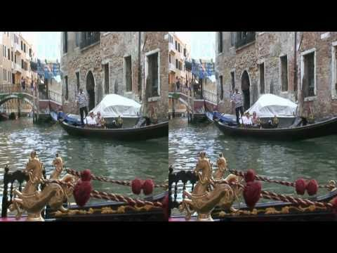 Italy HD 3D, including Venice, Pisa, Florence, Rome and Vatican City