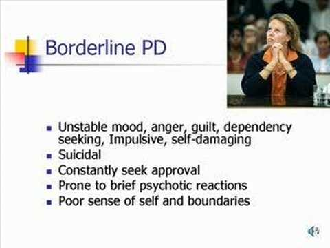 Personality Disorders (7)