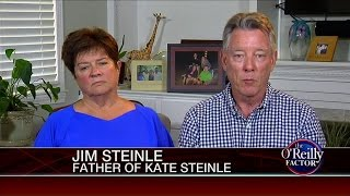 'Something Needs to Change': Steinle Family Reacts to Senate Blocking Kate's Law