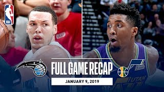 Full Game Recap: Magic vs Jazz | UTA Erases 21-Point Deficit