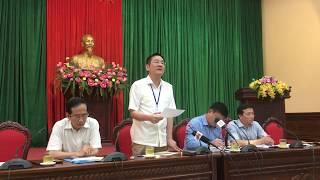 Tin mới vụ Phó Chủ tịch quận Thanh Xuân Lê Mai Trang