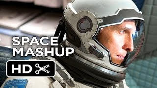 Reach For The Stars – Interstellar Space Exploration Movie Mashup (2014) HD