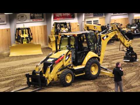 Ziegler Cat - Red Horse Ranch Demo 2015