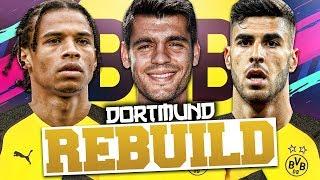 REBUILDING BORUSSIA DORTMUND!!! FIFA 19 Career Mode