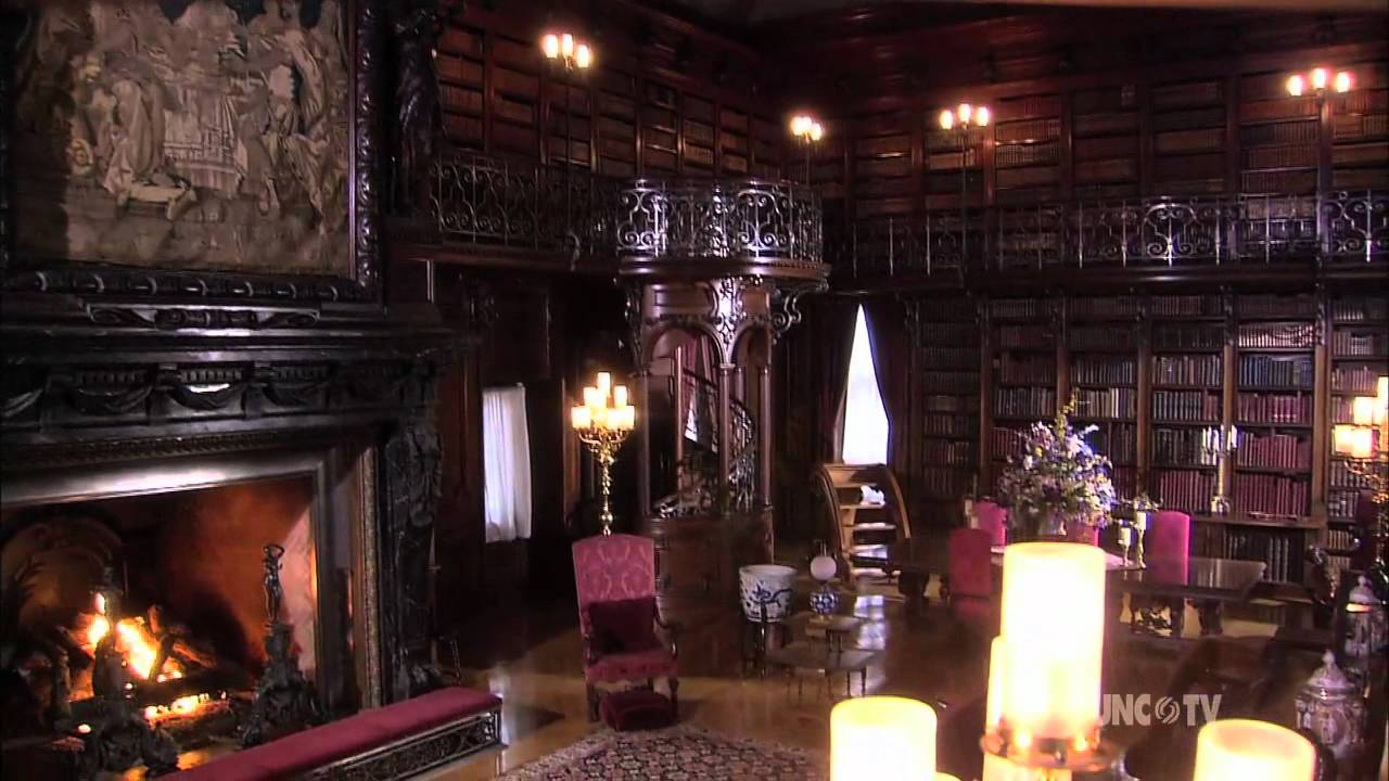 Upstairs At The Biltmore House Youtube