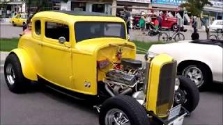 Wheels on the Danforth - Car Show