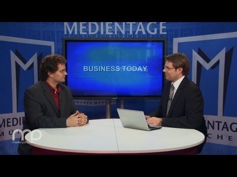BUSINESS TODAY: Sebastian Nerz zu Urheberrecht und Datenschutz
