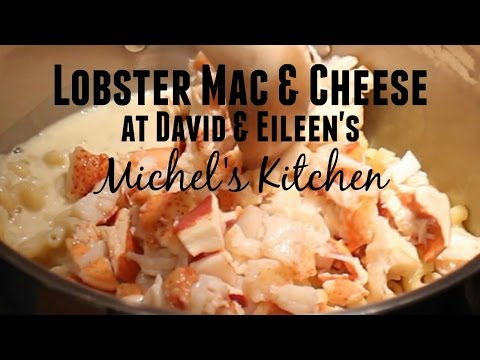 How to make Lobster Mac & Cheese