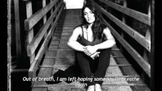 Sara Bareilles - Breathe Again with lyrics