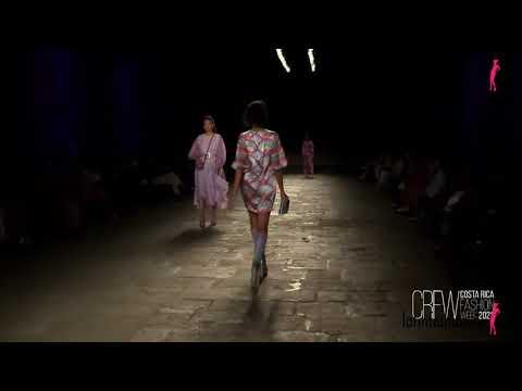 Jessica Butrich Costa Rica Fashion Week 2021