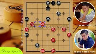 Cờ Tướng Kinh Điển Thiên Mã Vương Hạ Cao Thủ Số 1 Trung Quốc