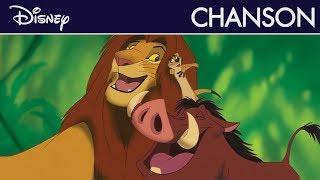 The Lion King - Hakuna Matata (French version)
