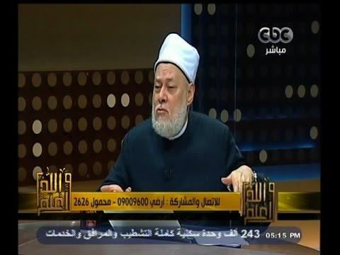 شاهد.. جمعة لـ «الإخوان»: «مش هتقدروا تلبسوني طرح»
