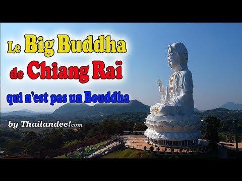 le grand bouddha qui n'en est pas un