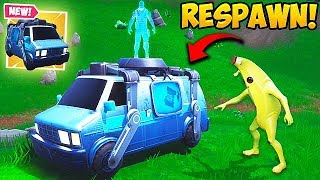 *NEW* RESPAWN VAN FOUND!! - Fortnite Funny Fails and WTF Moments! #487