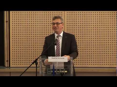 Rede: BLM-Präsident Schneider zur Veranstaltung Smart TV