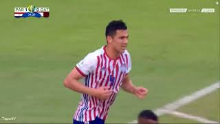 Paraguay vs Qatar 2-2 - Highlights & Goals (2019)