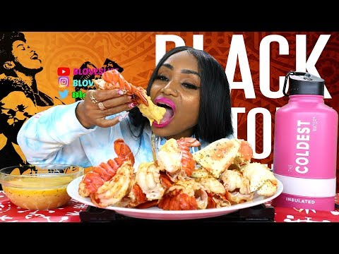 Lobsters, Lobsters, and More Lobsters Mukbang