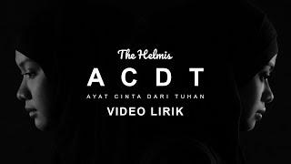 Ayat Cinta Dari Tuhan Official Lyric Video