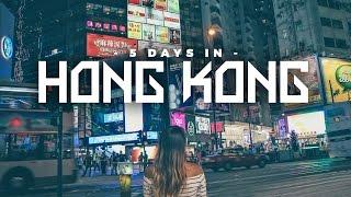 Exploring Hong Kong: A 5-Day Itinerary (Macau Included!)