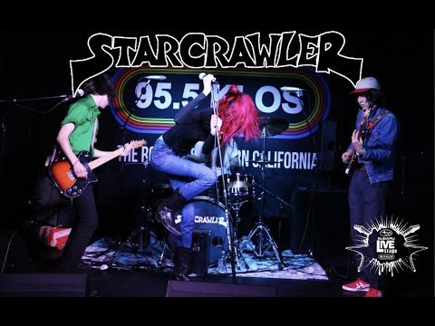 Starcrawler on Jonesy's Jukebox from the KLOS Subaru Live Stage
