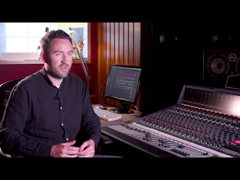 Massive Attack engineer, Euan Dickinson, talks to AMS Neve about Genesys