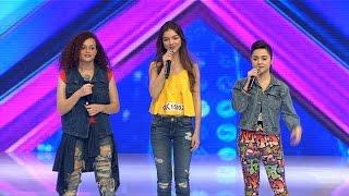 ישראל X Factor - עונה 2 פרק 5: האודישן של Close up