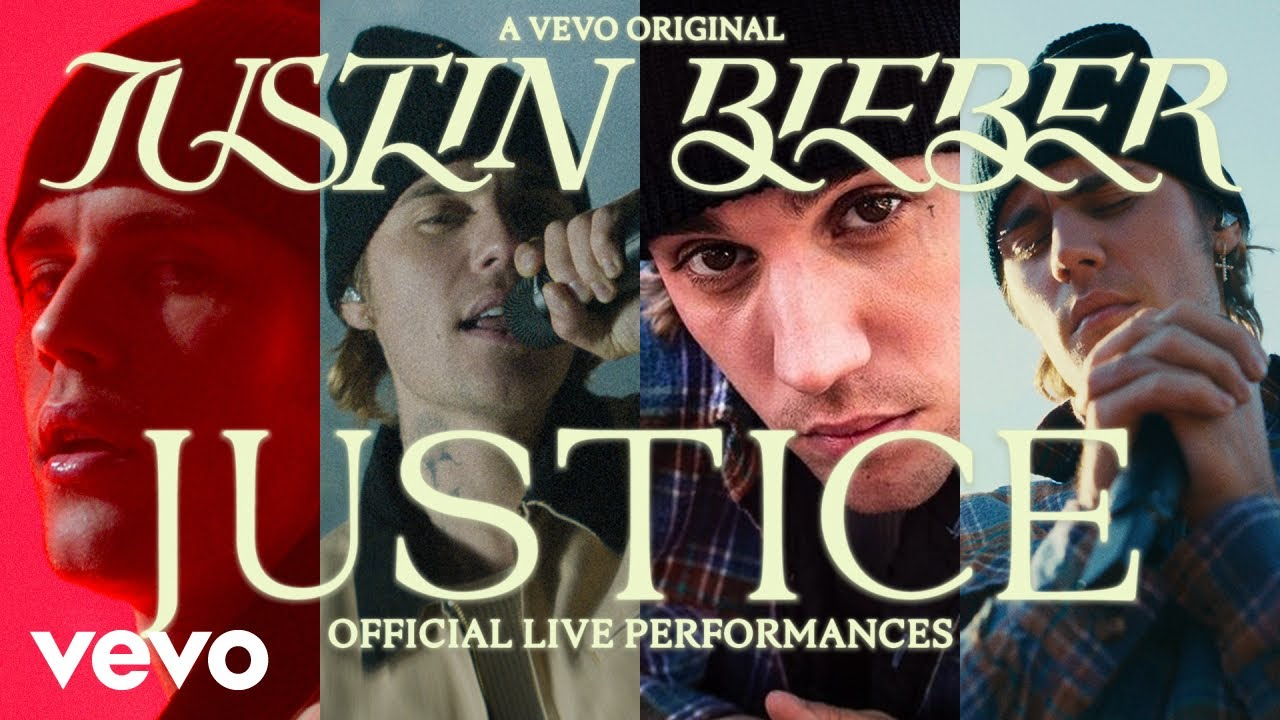 Justin Bieber - Justice (Official Live Performances) | Vevo