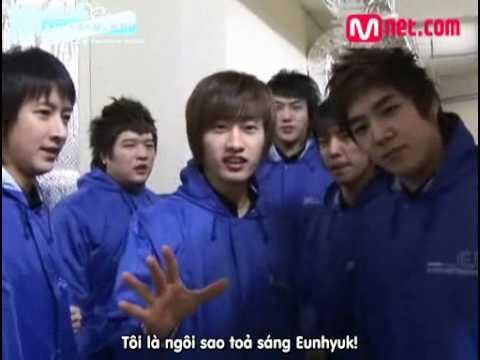 [Vietsub] Joint birthday party for Sungmin, Kangin, Kyuhyun, Hangeng, Siwon [s-u-j-u.net] 1/5