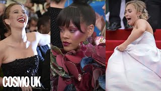 Most awkward Met Gala moments of all time | Cosmopolitan UK