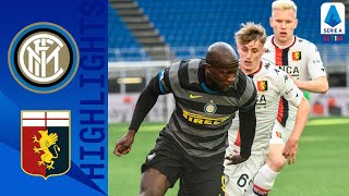 Inter 3-0 Genoa | Lukaku, Darmian and Sanchez Seal Comfortable Win Over Genoa | Serie A TIM