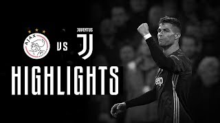 HIGHLIGHTS: Ajax vs Juventus - 1-1 - Ronaldo header earns draw in Amsterdam