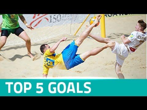 TOP 5 GOALS - EURO WINNERS CUP 2016