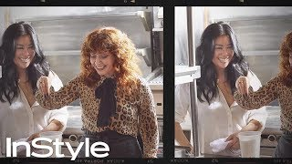 Watch OITNB Star Natasha Lyonne's Relatable Attempt at Cooking | InStyle