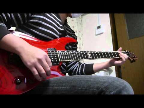 【ギター】Sonata Arctica - San Sebastian guitar cover【弾いてみた】